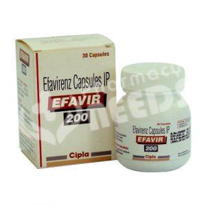 EFAVIR 200MG CAPSULE