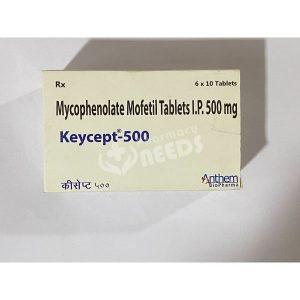 KEYCEPT 500