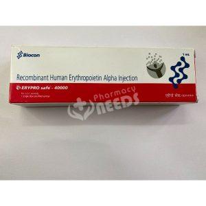 ERYPRO SAFE-40000 PRE FILLED INJECTION