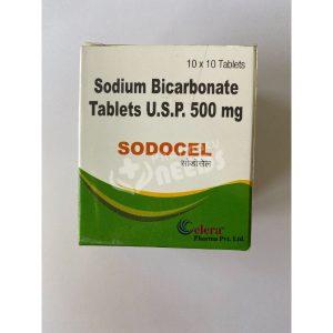 SODOCEL 500MG TABLET