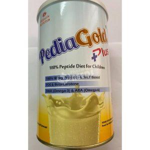 PEDIA GOLD PLUS VANILLA-400GM