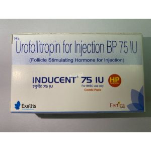 INDUCENT 75 MG INJECTION