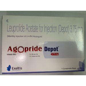 AGOPRIDE DEPOT 3.75 MG