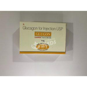 GLUGON 1MG INJECTION